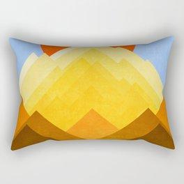 G Mountain Rectangular Pillow