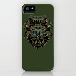 Express Elevator iPhone Case