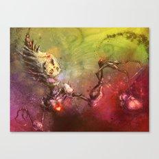 Cupid's Treasure Canvas Print