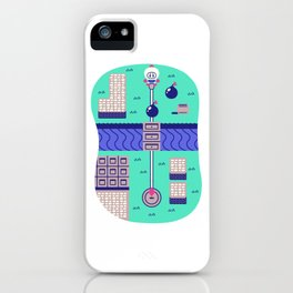 Overworld: Bomba iPhone Case