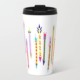 Little Arrows Travel Mug