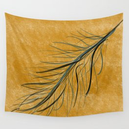 Fall feather Wall Tapestry