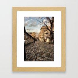Wine Country Framed Art Print