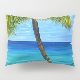 Maui Beach Day Pillow Sham