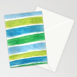 Sea Stripes Stationery Cards