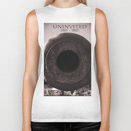 UNINVITED 1861 ~ 1865 Biker Tank