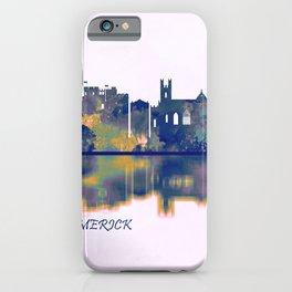 Limerick Skyline iPhone Case