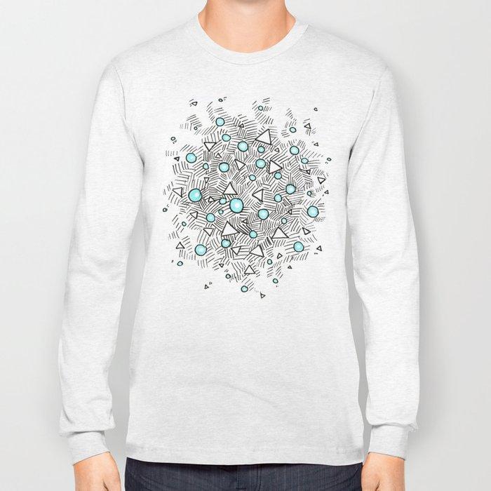 Shiny Bubbles Long Sleeve T-shirt