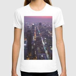 Johannesburg By Night T-shirt
