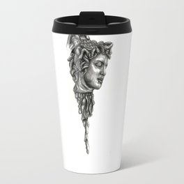 The Head of the Snake Travel Mug