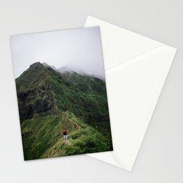 Pali Notches Stationery Cards