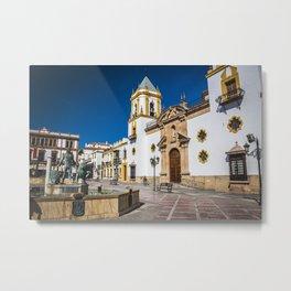 Ronda - Spain Metal Print
