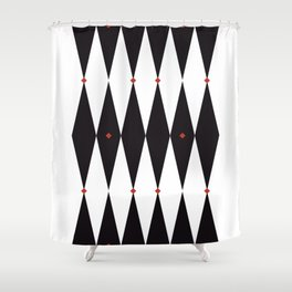 The Night Circus Series - Pattern 3 Shower Curtain