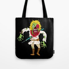 Luke the Walker Tote Bag