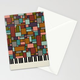 The Well-Tempered Clavier - Bach Stationery Cards
