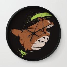 Toto fly Wall Clock