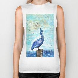 Blue Pelican Biker Tank