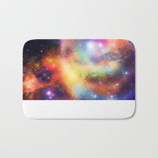 nebula vortex Bath Mat
