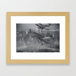 Looking for KONG Framed Art Print