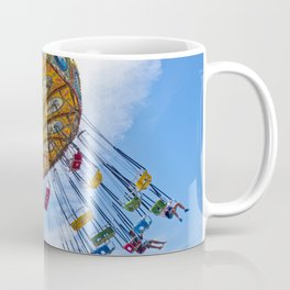 Flying Swings  Carnival Photography Coffee Mug