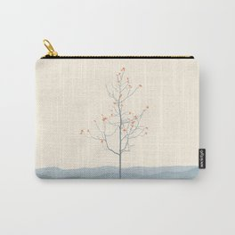 Twig Tree - Serenity Carry-All Pouch