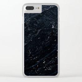 S T O N E Clear iPhone Case