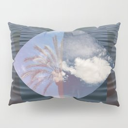 beaches and palms Pillow Sham