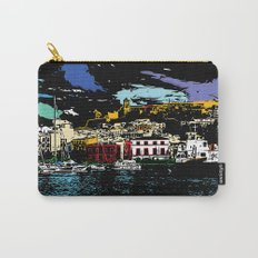 Ibiza Town Carry-All Pouch