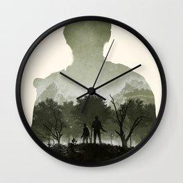 The Last Of Us (II) Wall Clock