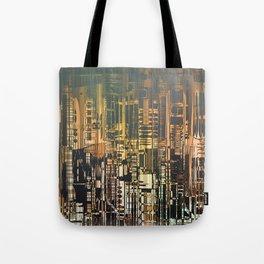 Density / Urban Tote Bag