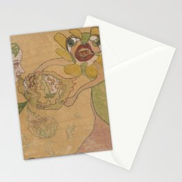 Fantasy Garden Stationery Cards