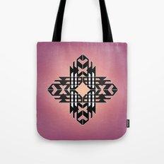 Aztec Track Tote Bag