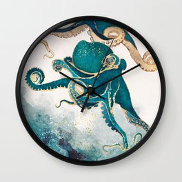 Underwater Dream V Wall Clock
