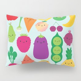 5 A Day Pillow Sham