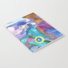 Ocean Waves Notebook