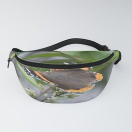 Red Admiral #2 Fanny Pack