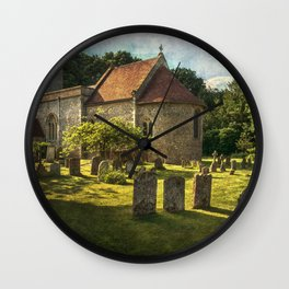 St Peter and St Paul Checkendon Wall Clock