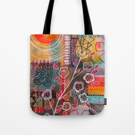 Trust Yourself Tote Bag