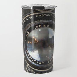 Photographers Dream II Vintage Camera Travel Mug