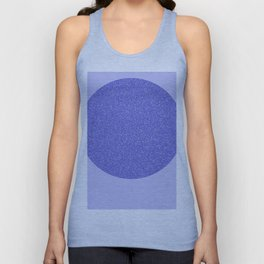Big Blue Ball Unisex Tank Top