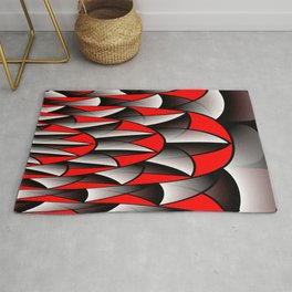 Sharp edges Rug