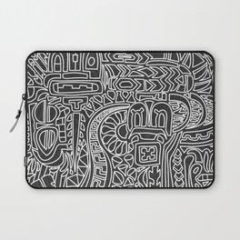 Random Totem Laptop Sleeve