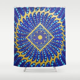 The Power of Creation Shower Curtain