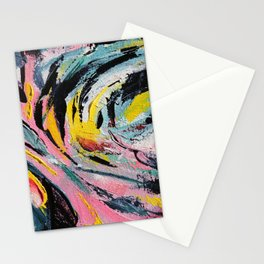 Rhythm and dance of sunshine Stationery Cards