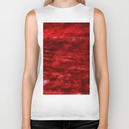 Color gradient and texture 22 Cherry Biker Tank