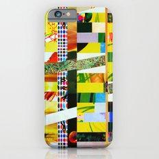 Carina (stripes 2) iPhone 6s Slim Case