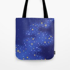 Lapis Universe Tote Bag