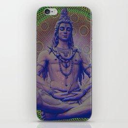 Shiva the Destroyer iPhone Skin
