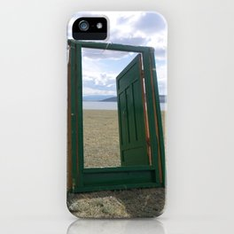 Doorway to Everywhere iPhone Case