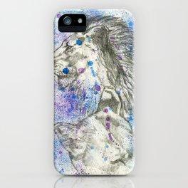 Lion & Lioness  iPhone Case